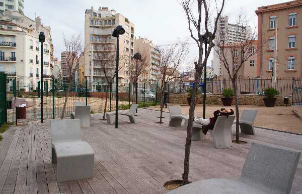 Parc des catalans