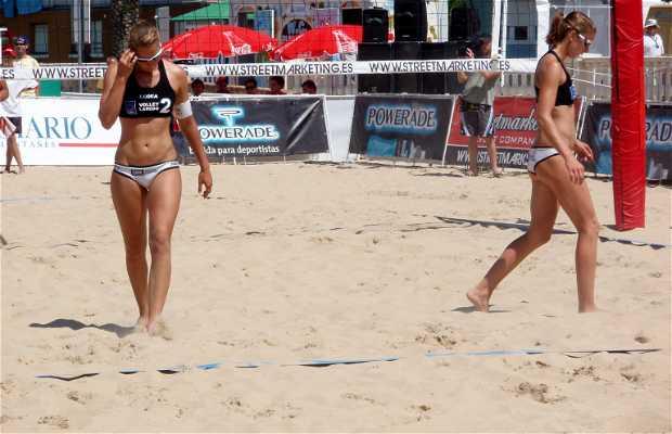 Torneo CEV Satélite de Voley Playa de Laredo