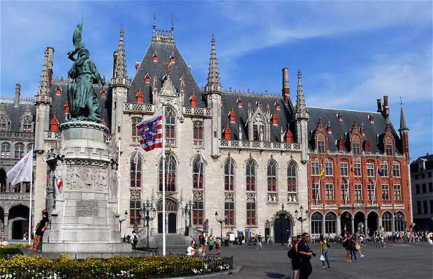 Markt of Bruges