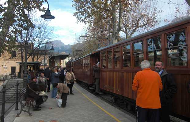 Estación de tren de Soller