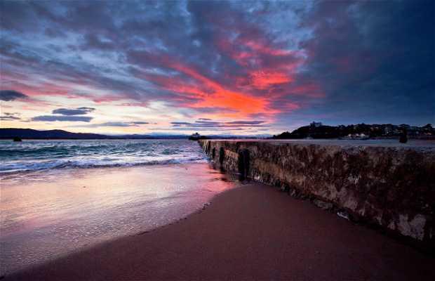 Praia de Santander