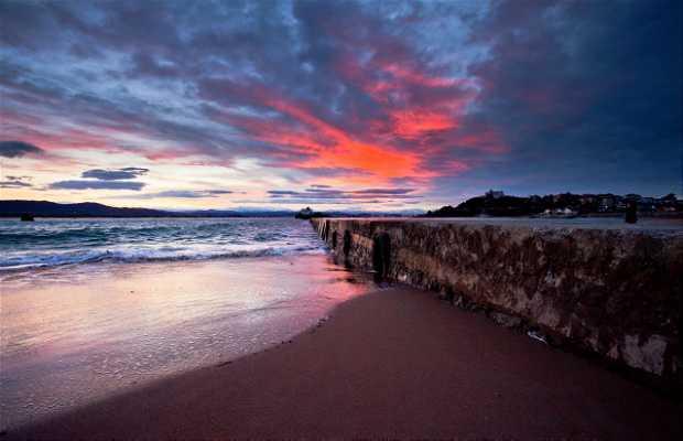 Spiaggia di Santander