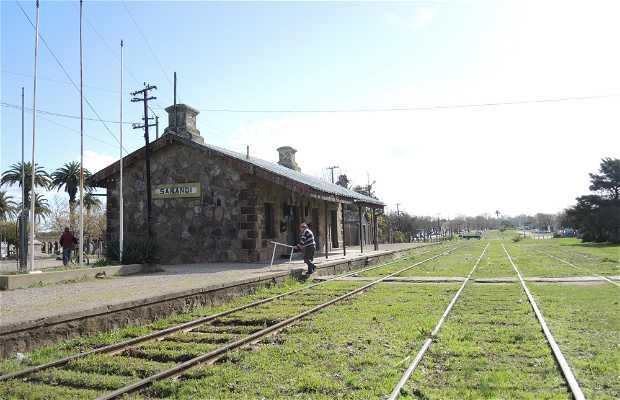 Estación de Trenes Sarandí Grande