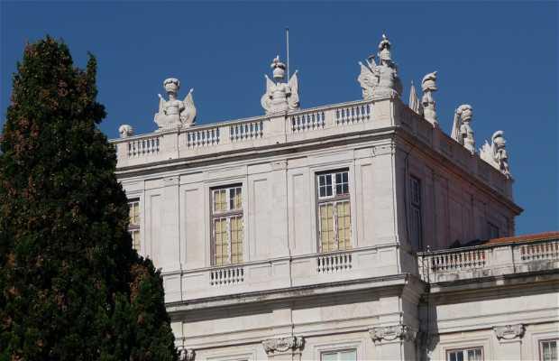 Palacio Nacional de Ajuda