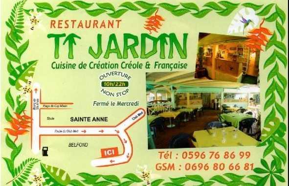 Restaurant Ti Jardin