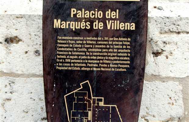 Palacio del Marqués de Villena