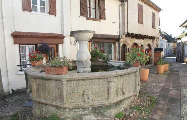 La Fontaine des Consuls