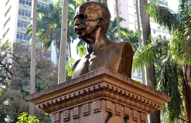 Monumento a Rui Barbosa