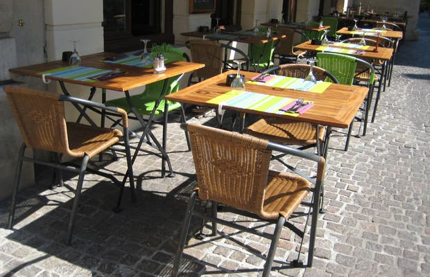 Le restaurant brasserie Vaudémont