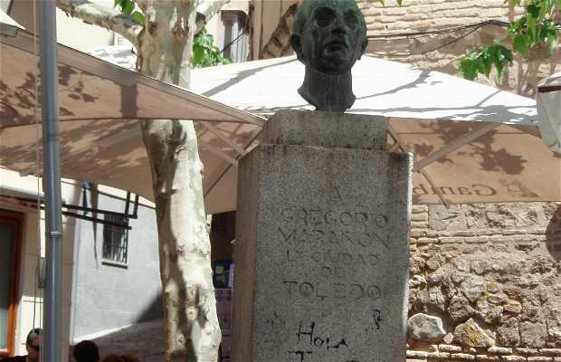 Busto de Gregorio Marañón