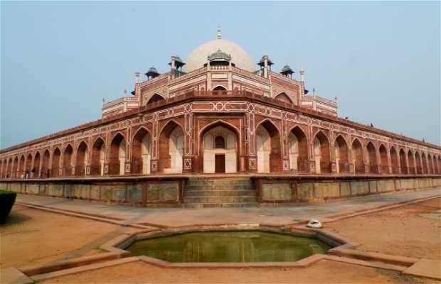 Mausoleo di Humayun