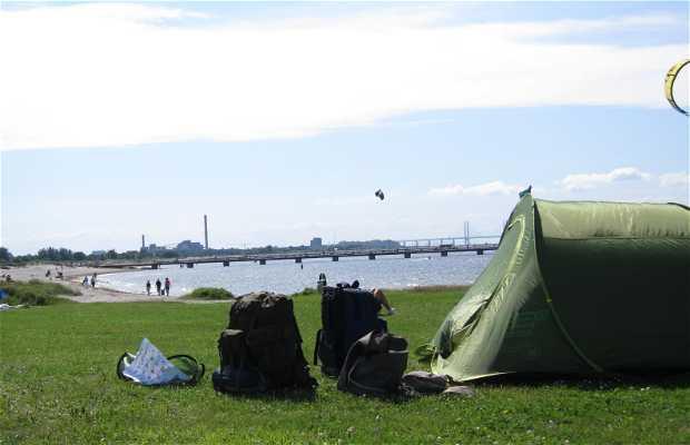 Praia Ribersborg