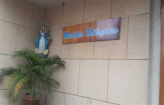 Capilla La Milagrosa de Cúcuta