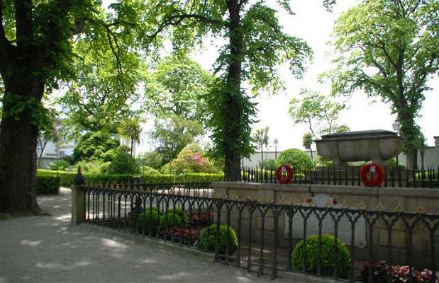 Mausoleo del general John Moore