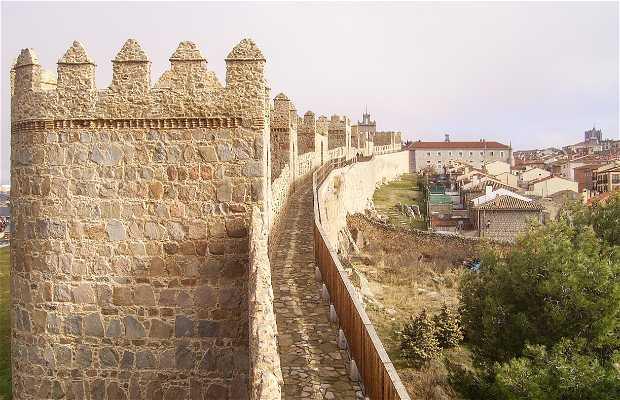 Mura di Avila