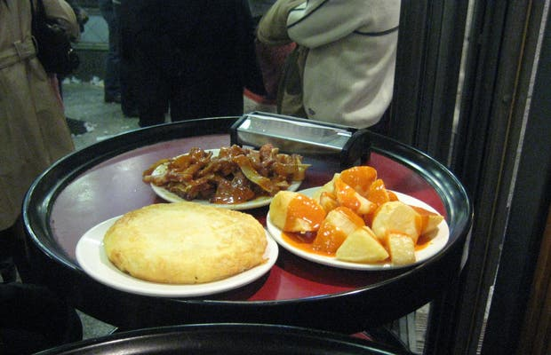 Restaurante Las Bravas