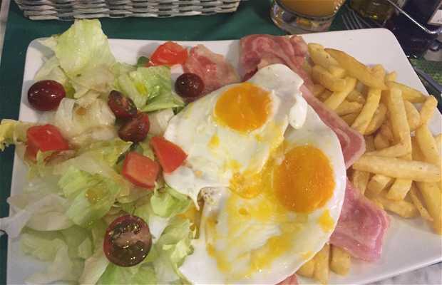 Restaurante Albeniz Café
