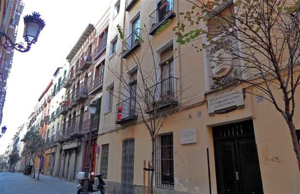 Calle de Cervantes