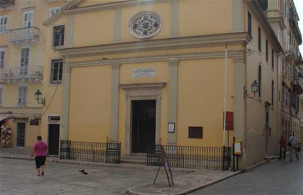 Igreja da Virgem Maria dos Estrangeiros