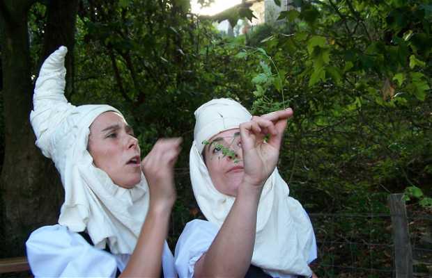 Visita teatralizada en Zugarramurdi