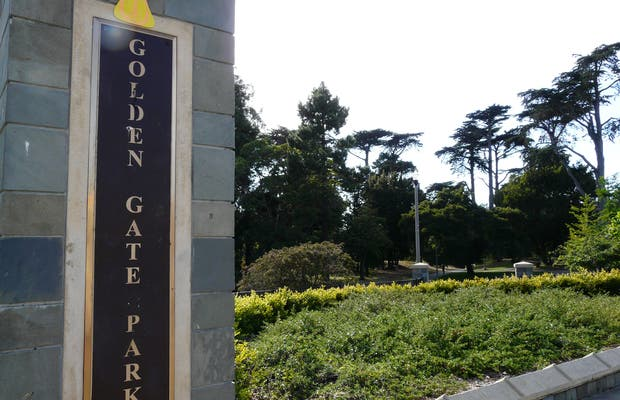Golden Gate Park a San Francisco