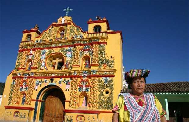San Andrés Xecul