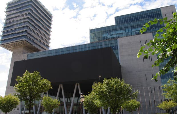 BEC: Bilbao Exhibition Centre