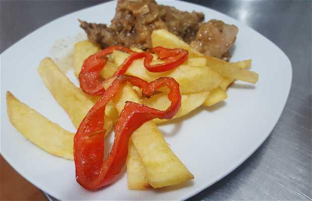 Restaurante Rio Saja