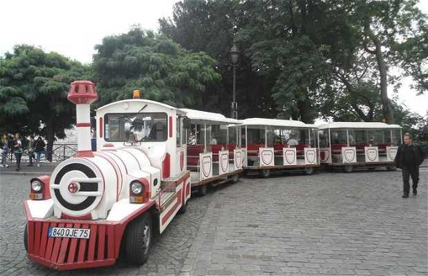 El tren de Montmartre