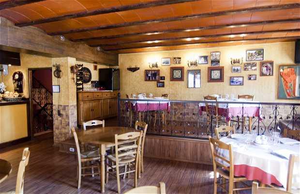 Restaurante Hostatgeria Sant Jaume