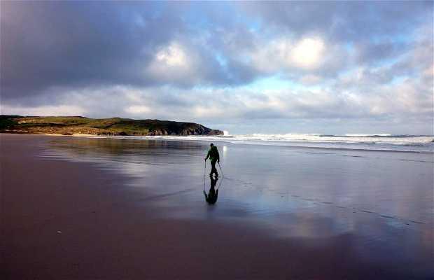 Spiaggia del Rostro