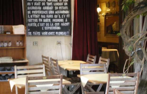 Restaurante Chez Plumeau