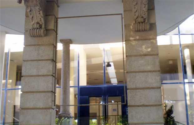 Biblioteca Municipal Rocha Peixoto