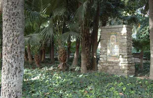 Monumento a San Fiacre
