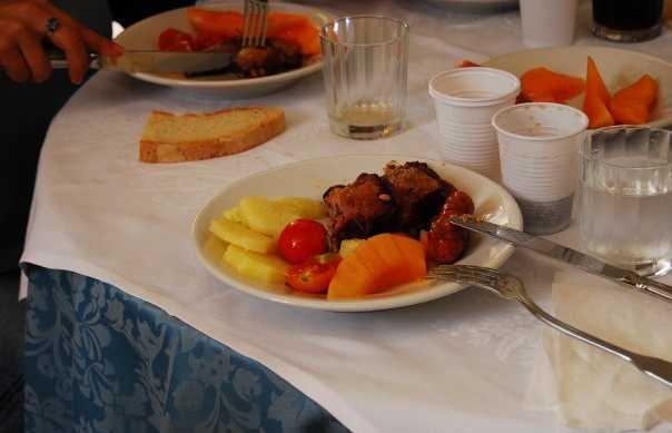 Restaurante de San Ponziano