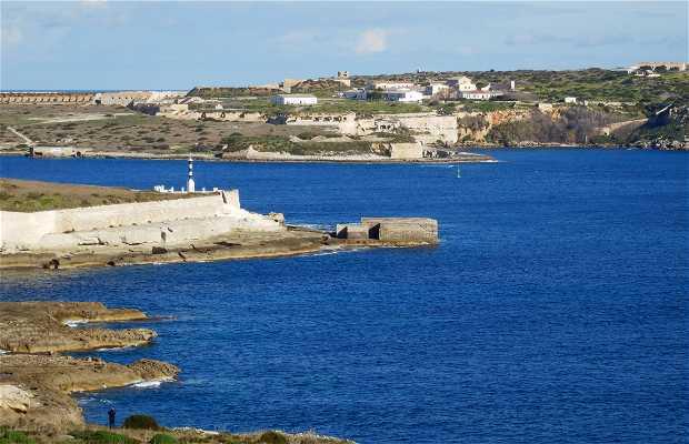 Fort de Marlborough-Menorca-España