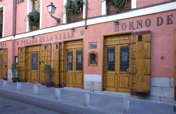 Restaurante Posada De La Villa