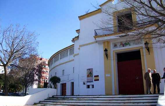 Plaza de Toros di Marbella
