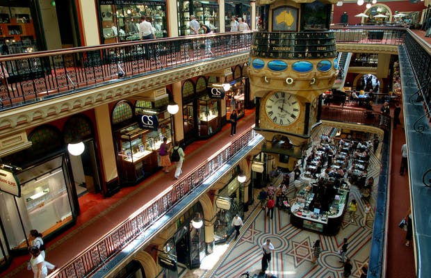 Centro commerciale Queen Victoria