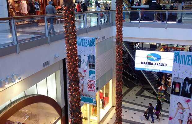 Shopping Marina Arauco