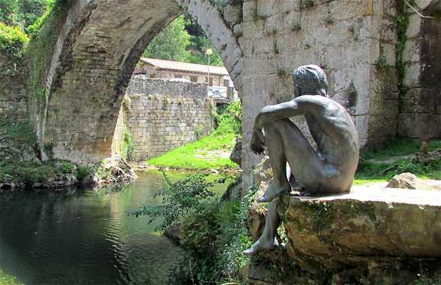 Roman bridge of Lierganes