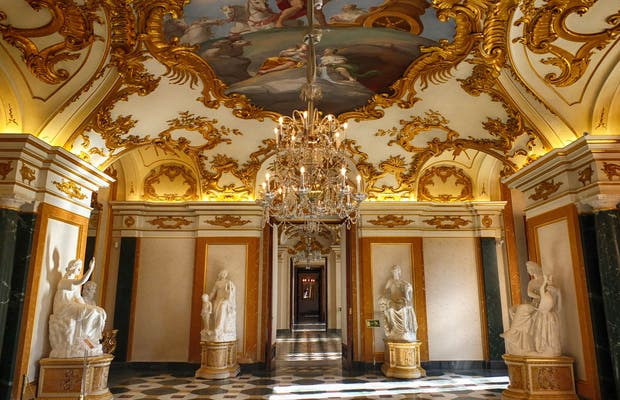 Le Palais de La Granja