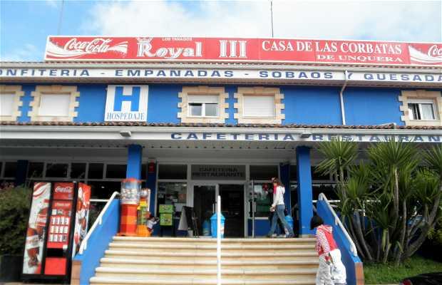 Restaurante Royal III (La Casa Azul)
