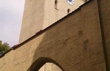 La porte de Munich Istaror