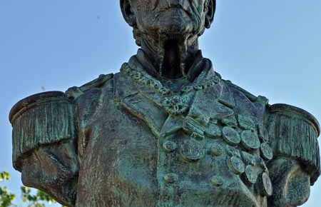 Statue de Patrão Lopes