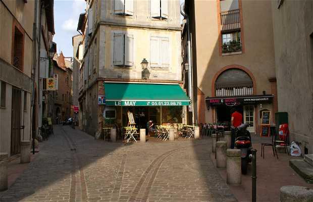 Rue du May