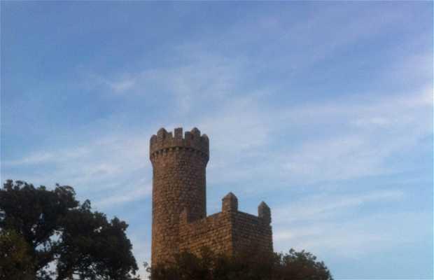 La atalaya de Torrelodones o torre de los Lodones