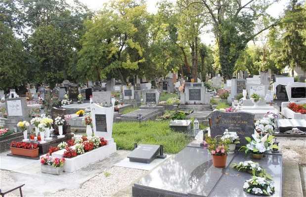 Cementerio de Komárno
