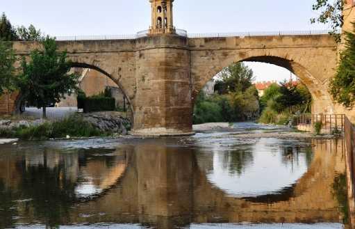 Cuzcurrita Bridge
