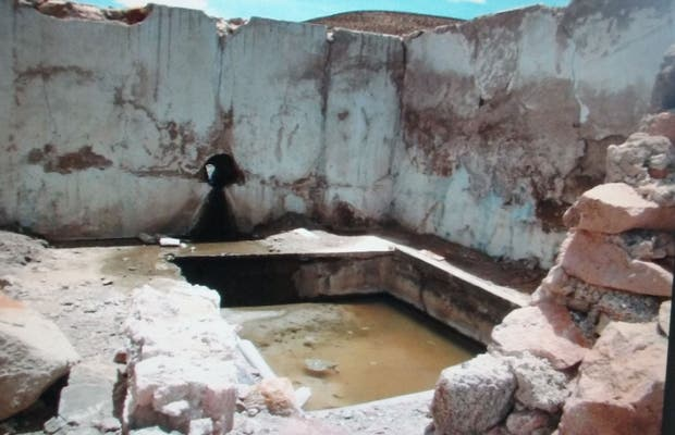 Fuentes Termales de Pompeya
